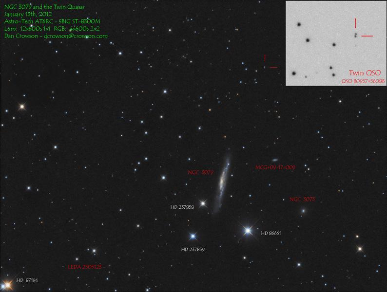NGC 3079 - CloudyNights - LRGB ...